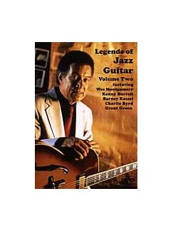 Legends Of Jazz Guitar Volume 2 DVD DVDs / Videos | Guitar