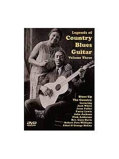 Legends Of Country Blues Guitar Volume 3 DVD DVDs / Videos | Guitar