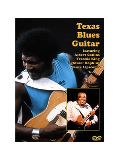 Texas Blues Guitar - DVD DVDs / Videos | Guitar