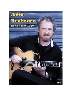 John Renbourn In Concert DVD DVDs / Videos | Guitar