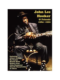 John Lee Hooker And Friends: 1984-1992 DVD DVDs / Videos | Guitar