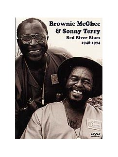Brownie McGhee & Sonny Terry: Red River Blues DVD DVDs / Videos | Guitar