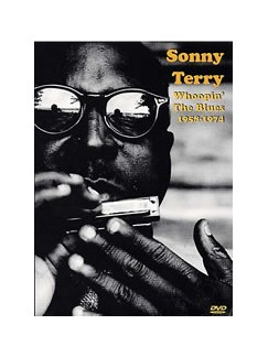 Sonny Terry: Whoopin' The Blues DVD DVDs / Videos | Harmonica