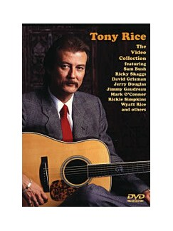 Tony Rice: The Video Collection DVD DVDs / Videos | Guitar