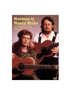 Norman And Nancy Blake: The Video Collection 1980-1995 (DVD) DVDs / Videos | Guitar