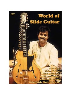 World Of Slide Guitar (DVD) DVDs / Videos | Guitar