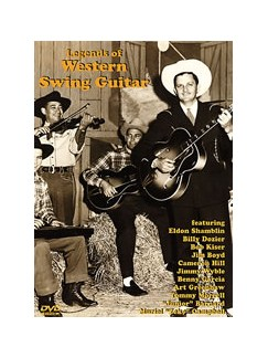 Legends Of Western Swing Guitar DVDs / Videos | Guitar