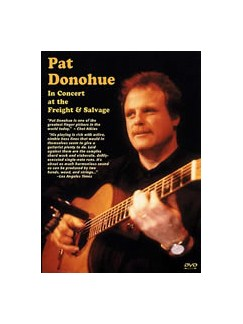 Pat Donohue In Concert (DVD) DVDs / Videos | Guitar