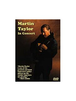 Martin Taylor In Concert (DVD) DVDs / Videos | Guitar