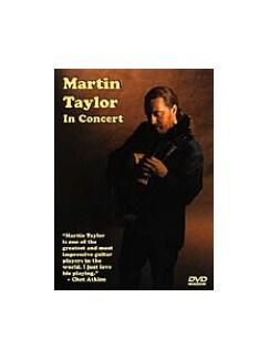 Martin Taylor In Concert (DVD) DVDs / Videos | Guitar