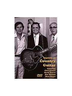 Legends of Country Guitar DVD DVDs / Videos | Guitar