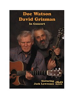 Doc Watson And Dave Grisman: In Concert DVD DVDs / Videos | Guitar, Mandolin