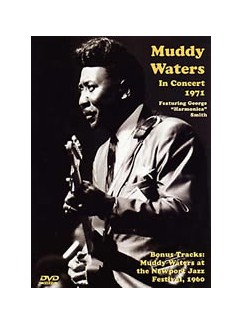 Muddy Waters In Concert 1971 DVD DVDs / Videos | Guitar
