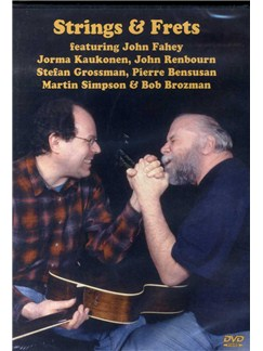 Strings And Frets DVDs / Videos | Guitar
