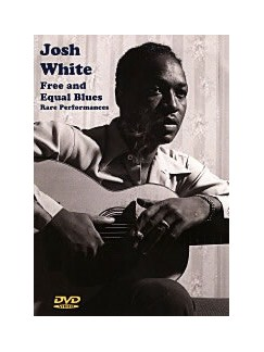 Josh White: Free And Equal Blues DVD DVDs / Videos | Guitar