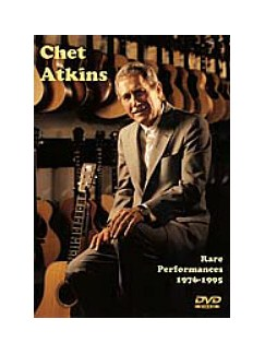 Chet Atkins: Rare Performances 1976-1995 DVD DVDs / Videos | Guitar