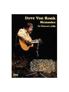 Dave Van Ronk: Memories DVDs / Videos | Guitar