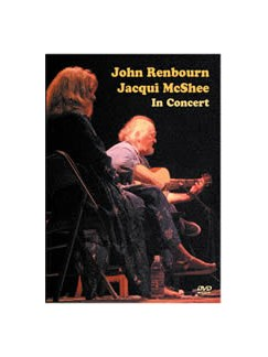 John Renbourn And Jacqui McShee In Concert DVDs / Videos | Guitar, Voice