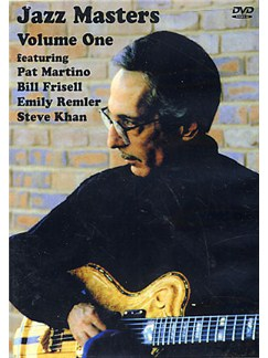 The Guitar Show: Jazz Masters - Volume 1 DVDs / Videos | Guitar