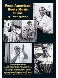 Yasha Aginsky: Four American Roots Music Films DVDs / Videos |