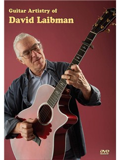 Guitar Artistry Of David Laibman DVDs / Videos | Guitar