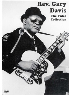 Rev. Gary Davis - The Video Collection (DVD) DVDs / Videos | Guitar