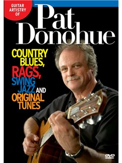 Guitar Artistry of Pat Donohue (DVD) DVDs / Videos | Guitar