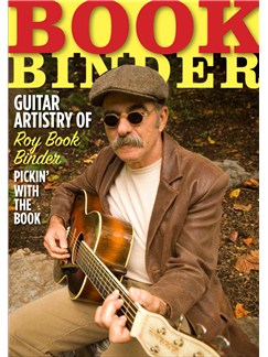 Guitar Artistry of Roy Book Binder: Pickin' With the Book (DVD) DVDs / Videos | Guitar