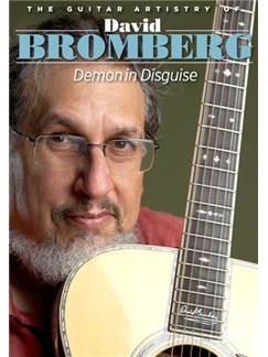 The Guitar Artistry of David Bromberg: Demon In Disguise (DVD) DVDs / Videos | Guitar