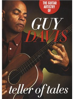 Guy Davis: Guitar Artistry - Teller Of Tales DVDs / Videos |