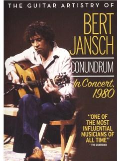 Bert Jansch Conundrum: Guitar Artistry (In Concert 1980) DVDs / Videos |