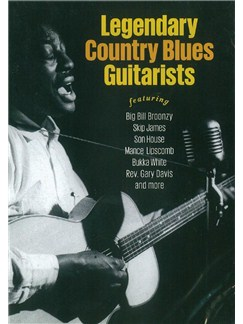 Legendary Country Blues Guitarists (DVD) DVDs / Videos | Guitar