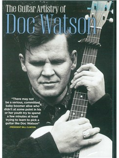 The Guitar Artistry Of Doc Watson DVDs / Videos | Guitar