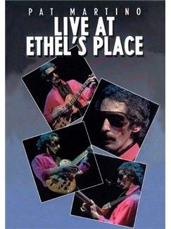 Pat Martino: Live At Ethel's Place DVDs / Videos |