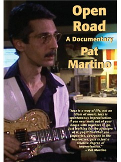 Pat Martino: Open Road - A Documentary DVDs / Videos |