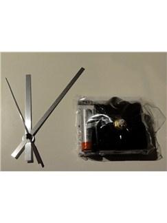 "Vinyl Clock Kit: 7"" - Silver  |"