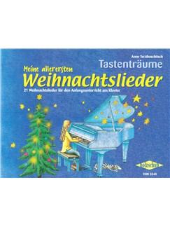 Anne Terzibaschitsch: Meine Allerersten Weihnachtslieder Buch | Klavier