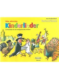 Anne Terzibaschitsch: Meine Allerersten Kinderlieder Books | Piano