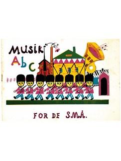 Inger Lüttichau: Musik ABC For De Små Bog |