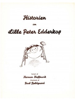 Herman Hoffmark: Historien Om Lille Peter Edderkop Books |