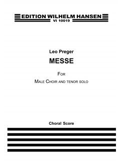 Leo Preger: Messe (TB) Books | TB