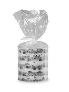 Vienna World: Candle – Sheet Music (Round)  |