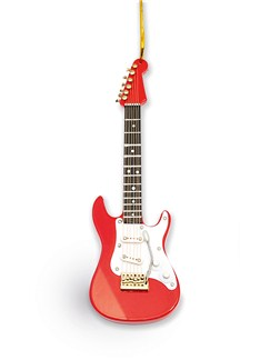 Vienna World: Ornament - Electric Guitar (Red)  | Electric Guitar
