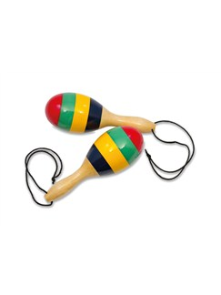 Vienna World: Ornament - Maracas (1 Pair)  | Maracas