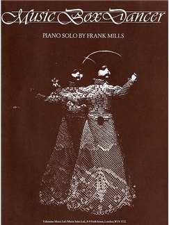 Music Box Dancer: Piano Solo Books | Piano (with Chord Symbols)