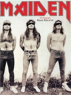 Iron Maiden - A Photo History Books |