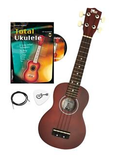 Voggy's Complete Ukulele Set (GB) Instruments | Ukulele