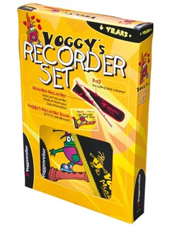 Voggy's Recorder Set (GB) Instruments | Recorder
