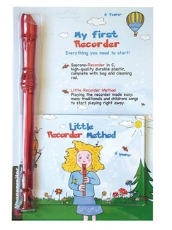 My First Recorder Set Instruments | Recorder