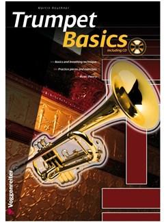 Martin Reuthner: Trumpet Basics (Book/CD) Books and CDs   Trumpet